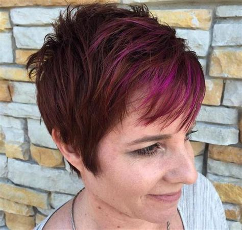should bangs be highlighted 35 trendiest short brown hairstyles and haircuts to try