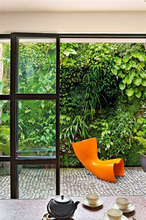 living walls madrid and vertical gardens on
