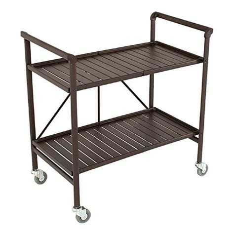 dining room cart serving cart for dining room outdoor folding rolling