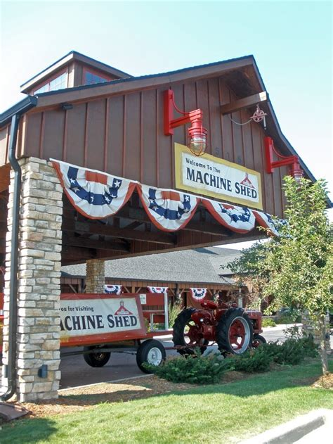 The Iowa Machine Shed by Iowa Machine Shed I Miss Your Food Home Sweet Home