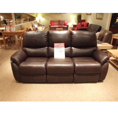 lazyboy california 3 seater sofa clearance