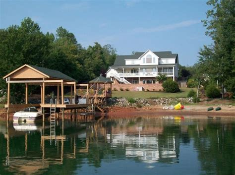 Lake Keowee Cabins by The Maloney Lake House Beautiful Home On Vrbo