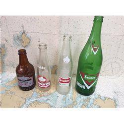 stubby soda pop lot of different stubby soda pop bottles 4