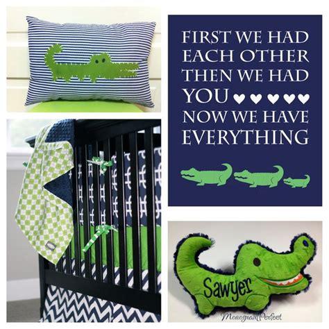 Pin By Lindsay Brodock On Alligator Nursery Pinterest Alligator Nursery Decor
