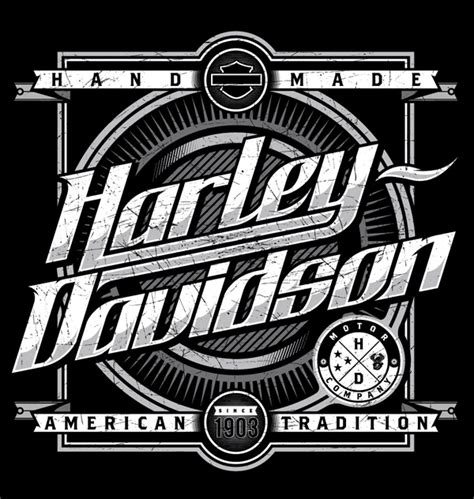 Kaos Shd harley davidson on behance