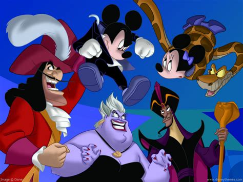 wallpaper disney villains disney villians disney villains wallpaper 18690194