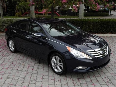 2011 Hyundai Sonata Limited For Sale by 2011 Hyundai Sonata Limited For Sale In Fort Myers Fl