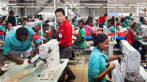 Mba Works As A Community Liaison China American by An Awakening Manufacturing In Africa