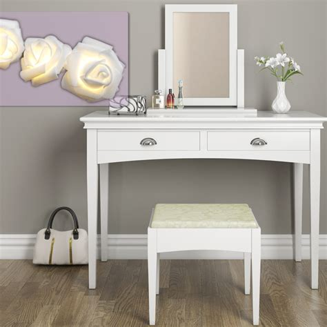 dressing table dressing table stool dressing mirror