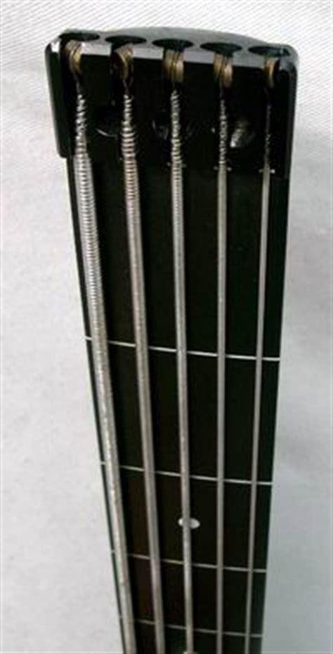 steinberger xlw   usa  strings fretless piece molded bodyneck construct