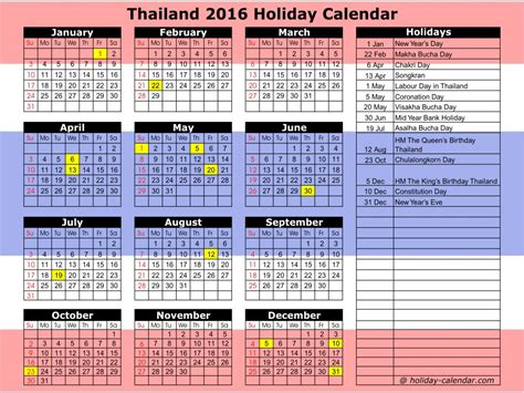 new year 2015 holidays thailand holidays and observances in canada in 2016 time and date
