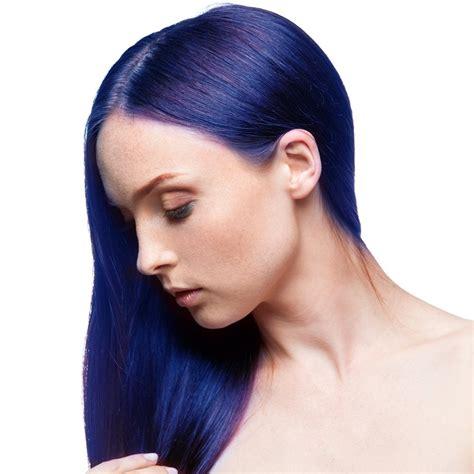 hair dye fudge paintbox semi permanent hair dye electric blue