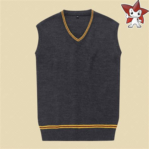 Sweater Anak Harry Potter Bungsu Clothing stock harry potter vest sweater costume from harry potter in clothing from novelty