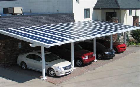 image gallery solar carports