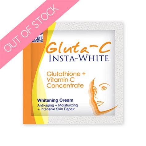 Gluta O White gluta c insta white whitening