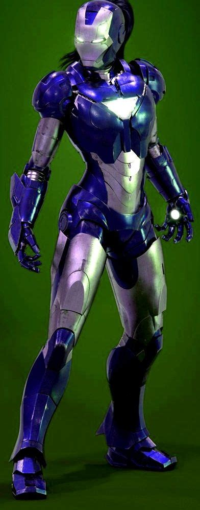 female iron man suit female version iron man suit