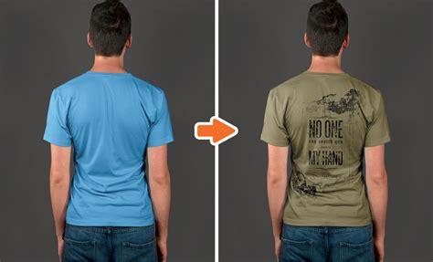 template t shirt with model men s v neck t shirt model mockup templates pack
