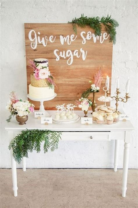 what to put on a dessert table best 25 dessert table ideas on