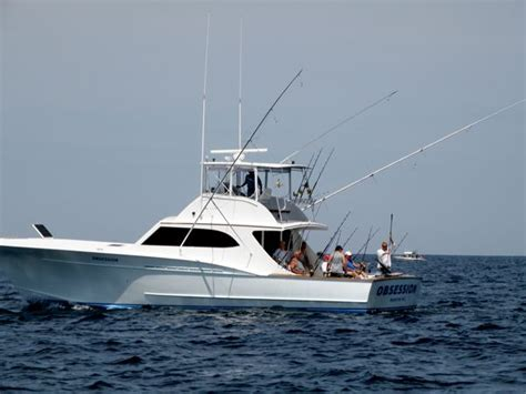 charter boat obsession obsession charters outer banks nc