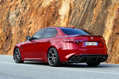 New Alfa Romeo Giulia by New Alfa Romeo Giulia Quadrifoglio 2016 Uk Price