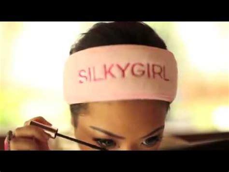 Silkygirl Indonesia tata cara make up dengan silkygirl