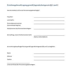 jugendschutzgesetz alleine zu hause u18 formular der partyzettel zum ausdrucken giga