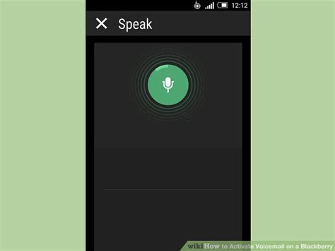 reset voicemail password on blackberry how to activate voicemail on a blackberry with pictures