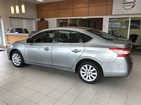 nissan sentra 2014 used 2014 nissan sentra s in kentville used inventory