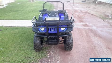 yamaha quad for sale yamaha grizzly for sale in australia