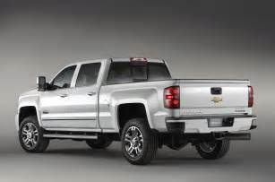 Chevrolet High Country Price 2015 Chevrolet Silverado 2500hd High Country