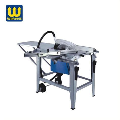 bench saw machine wintools wt02410 2000w table saw machine wood cutting