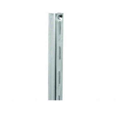 knape and vogt kv 87 steel standards stainless 48 quot 87 ss