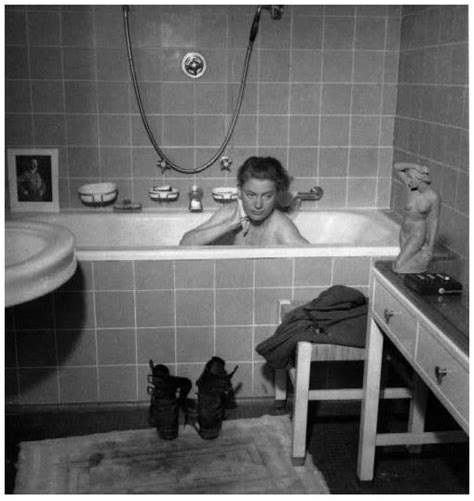 in the fascist bathroom general eclectic s incoherent universe lee miller in