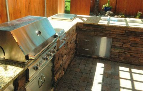 Ultimate Backyard Grill Outdoor Kitchen
