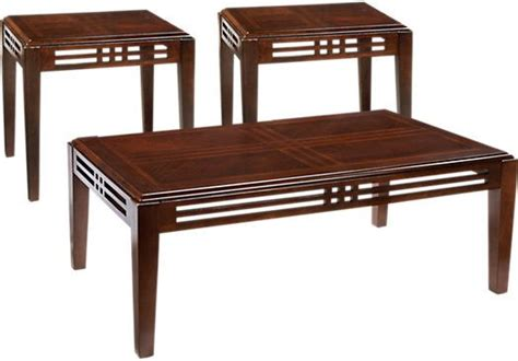 ridgeville storage ottoman shop for a lattice park 3 pc table set at rooms to go