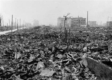 imagenes de hiroshima japon los bombardeos de hiroshima y nagasaki