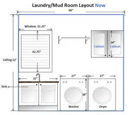 minimum mudroom size laundry room layouts room layouts and room layout design