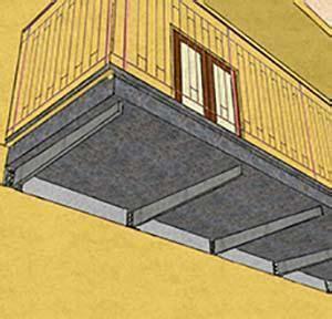 mensole per balconi consolidamento dei balconi su mensole in muratura