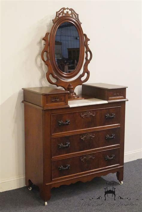 Walnut Dresser Antique by High End Used Furniture Antique Walnut Dresser