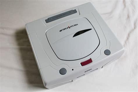 sega saturn japanese 5 vintage consoles