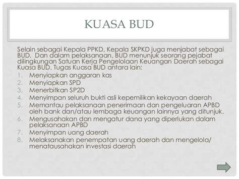Pengelolaan Keuangan Daerah Pramono Hariadi organisasi pengelolaan keuangan daerah