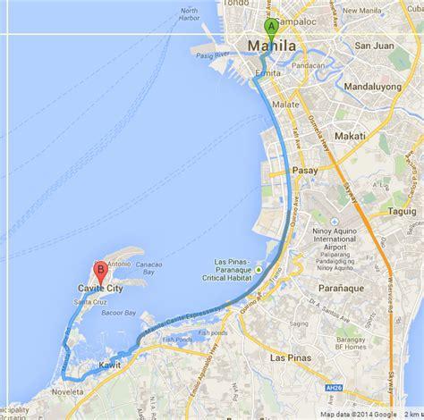 lido resort cavite map mind wandering boracay de cavite the paradise