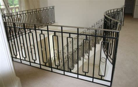 steel staircases balconies metal gates railings steel