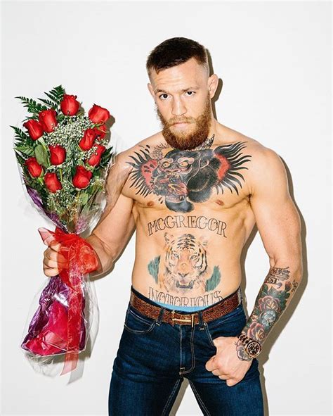 what tattoo does mcgregor have image gallery mcgregor tattoo