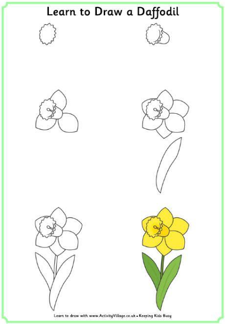 doodle to learn tavaszi vir 225 gok on
