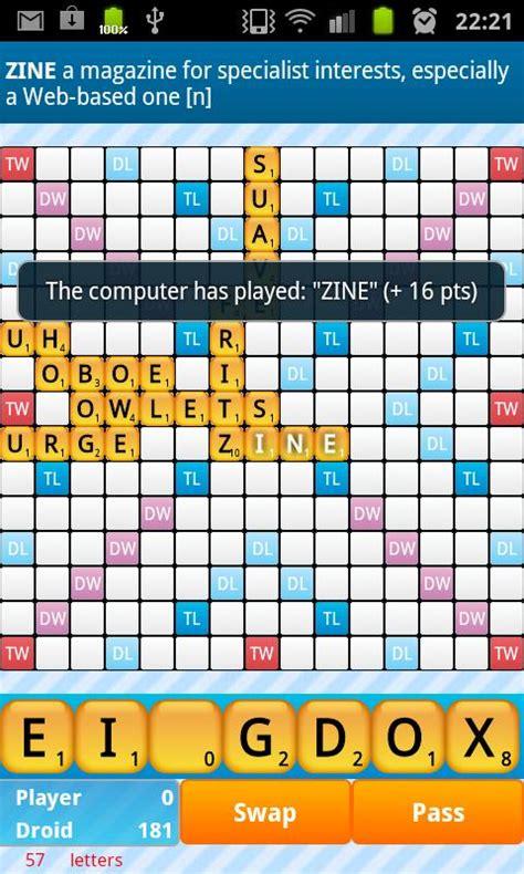 scrabble for laptop free descargar gratis quot classic words quot en espa 241 ol para android