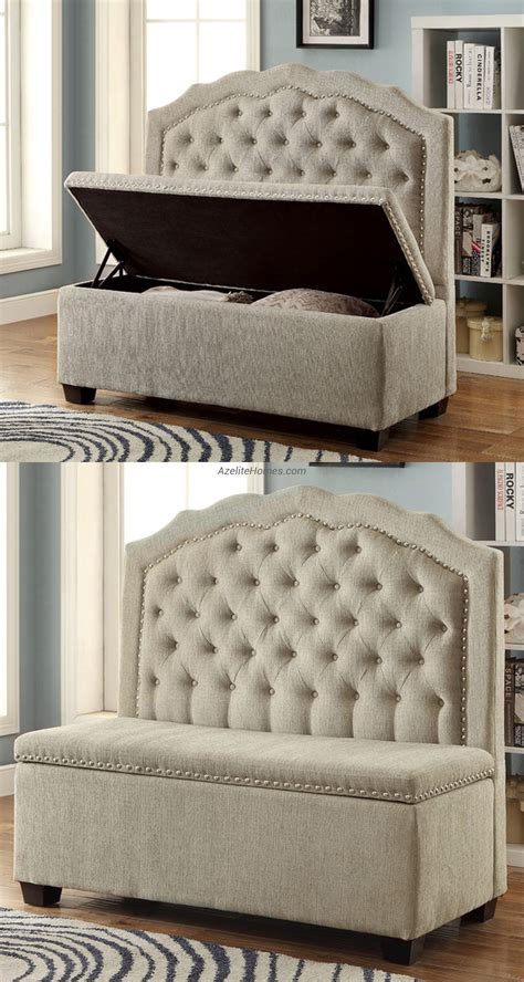 baja tufted upholstered bench high back rest upholstered tufted entryway benches with