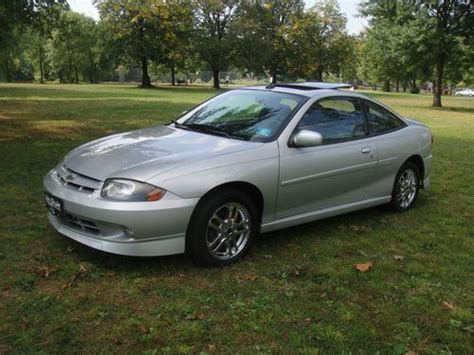 find   chevrolet cavalier ls sport coupe great