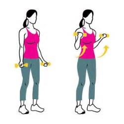 Arm exercises for women get sleek sexy arms