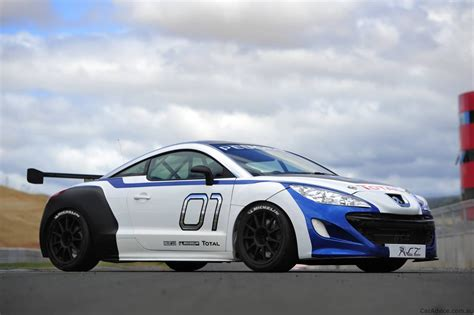 peugeot sport rcz peugeot sport unveiled photos 1 of 5